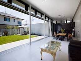 Phòng khách by Atelier HARETOKE Co., Ltd.