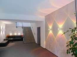 Edificios de Oficinas de estilo  por Bolz Planungen für Licht und Raum