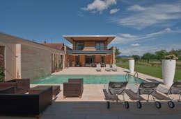 modern Garden by Grossmann Architekten