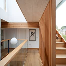 Projekty,  Ściany zaprojektowane przez Mole Architects