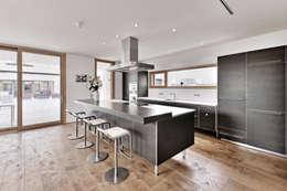 Кухни в . Автор – Grossmann Architekten