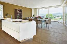 modern Dining room by AL ARCHITEKT