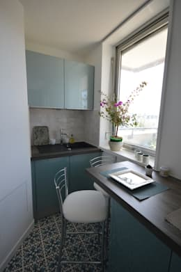 مطبخ تنفيذ Parisdinterieur