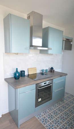 ห้องครัว by Parisdinterieur