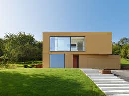 minimalistische Huizen door archifaktur