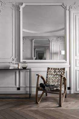 Paris 75006: Salon de style de style Minimaliste par César Pupat Architecture intérieure