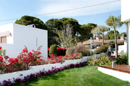 Jardines de estilo  por David Jiménez. Arquitectura y paisaje