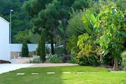 Jardines de estilo clásico por David Jiménez. Arquitectura y paisaje