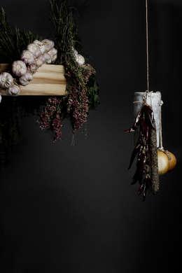 Cocina de estilo  por Studio Marco Villa Mateos