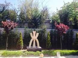 NAUTILUS – BEREKET / FERTILITY   2015 : modern tarz Bahçe