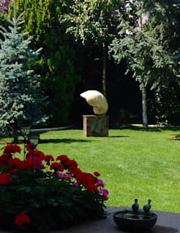 NAUTILUS – NAUTILADA: modern tarz Bahçe