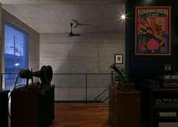 box house: 髙岡建築研究室が手掛けた和室です。