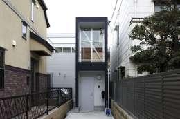 modern Houses by 岡村泰之建築設計事務所