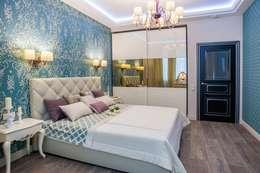 Chambre de style de style eclectique par Center of interior design