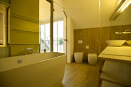 eclectische Badkamer door 3rdskin architecture gmbh