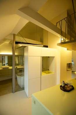 eclectische Keuken door 3rdskin architecture gmbh