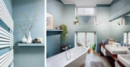 modern Bathroom by BERLINRODEO interior concepts GmbH