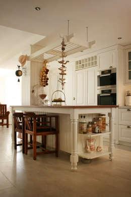 rustic Kitchen by As Tasarım - Mimarlık