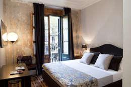 Hoteles de estilo  por Abelux