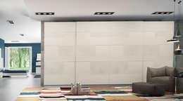 Dormitorios de estilo minimalista por EMEDE