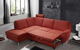 Modell InMOTION 5200: moderne Wohnzimmer von ARCO Polstermöbel GmbH & Co. KG