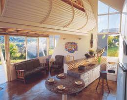 ห้องครัว by JOAO DINIZ ARQUITETURA