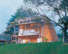บ้านและที่อยู่อาศัย by JOAO DINIZ ARQUITETURA