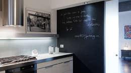 Cocinas de estilo moderno de Archifacturing