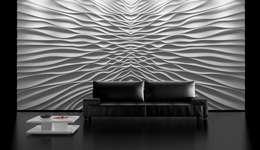 Projekty,  Salon zaprojektowane przez Loft Design System Deutschland