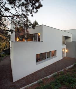 moderne Huizen door Abendroth Architekten