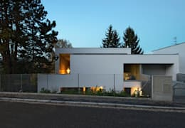 modern Houses by Abendroth Architekten