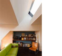 Гостиная в . Автор – beissel schmidt architekten