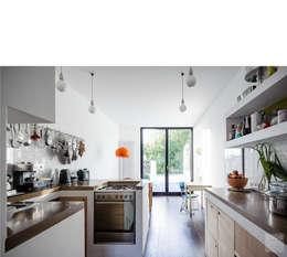 Кухни в . Автор – beissel schmidt architekten