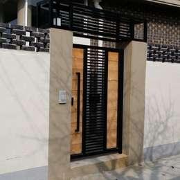 Ventanas de estilo  por 해밀건축사사무소