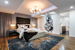 modern Bedroom by Moda Interiors
