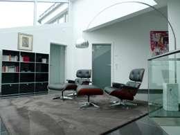 modern Study/office by Bolz Planungen für Licht und Raum