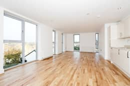 Salas de estar modernas por Granit Architects