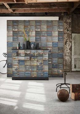 Projekty,  Ściany zaprojektowane przez Studio Ditte