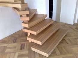 levent tekin iç mimarlık – İNCEK : modern tarz Koridor, Hol & Merdivenler