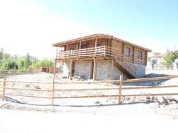 Casas de estilo moderno por GÖZDE MOBİLYA