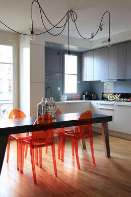 modern Kitchen by BuroBonus