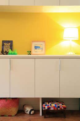 modern Nursery/kid's room by BuroBonus