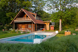 modern Pool by Löchte GmbH
