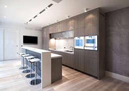 Кухня в . Автор – Proest Interior