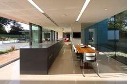 Кухни в . Автор – Nicolas Tye Architects