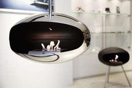 moderne Wohnzimmer von Wharfside Furniture