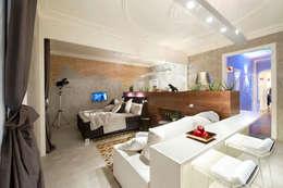 Hoteles de estilo  por Egue y Seta