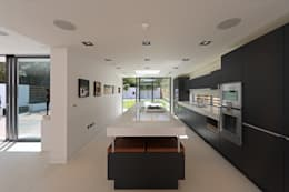 modern Kitchen by Nicolas Tye Architects