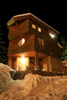 Дома в . Автор – Florine Burger Architecte
