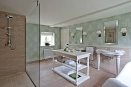 Ansty Manor, Bathroom: country Bathroom by BLA Architects